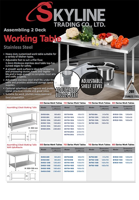 Commerical Kitchen Equipment